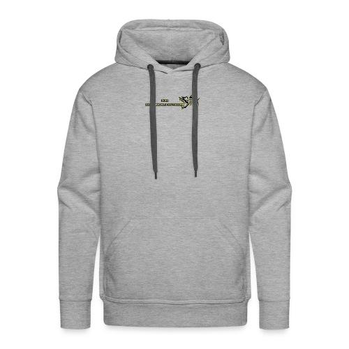 MIWO Skeleton Logo - Men's Premium Hoodie