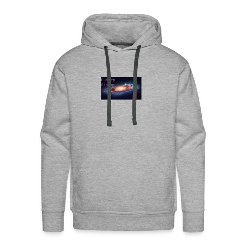 Dubstep Gaming Galaxy Design - Men's Premium Hoodie