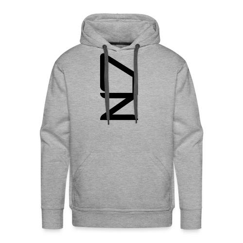 DZ logo - Men's Premium Hoodie
