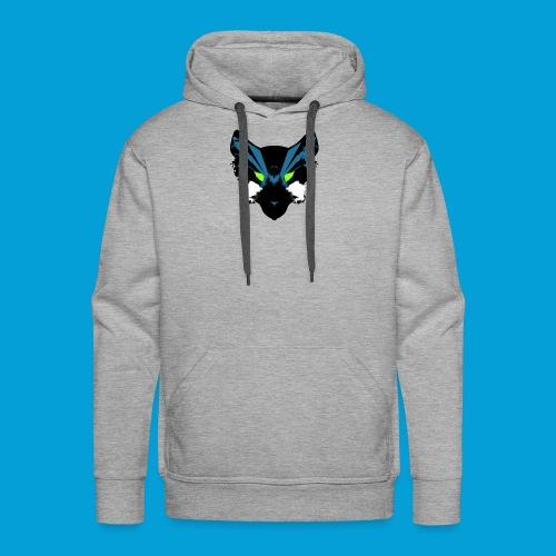 Galaxy Wolf Pack - Men's Premium Hoodie