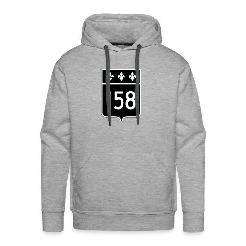 route 158 - Men's Premium Hoodie