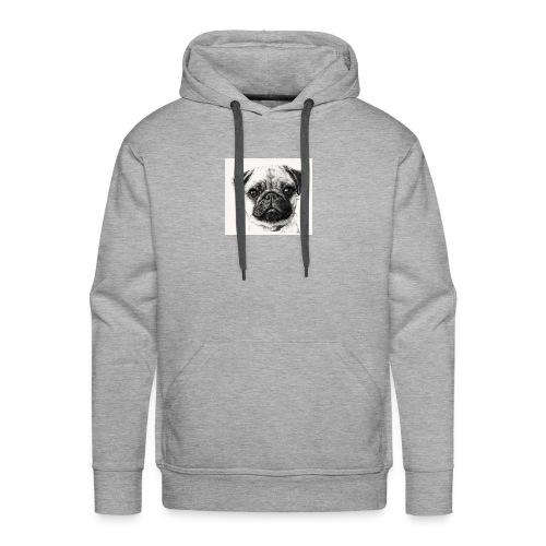 Pugs - Men's Premium Hoodie