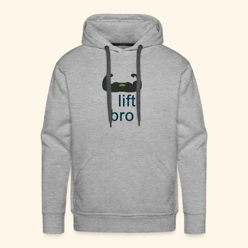 I Lift Bro - Men's Premium Hoodie