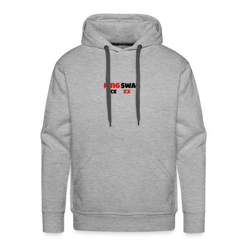 XxKingSwagxX - Men's Premium Hoodie