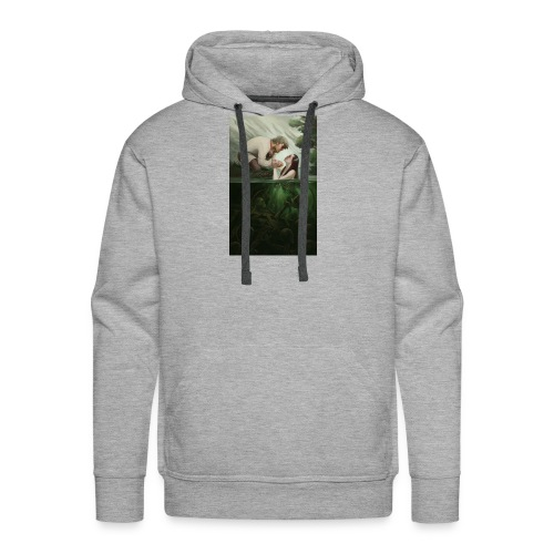 Dont fall in the trap - Men's Premium Hoodie