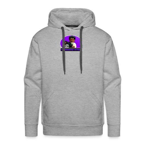 Parkermation Pictures Sigfig/Logo v2 - Men's Premium Hoodie