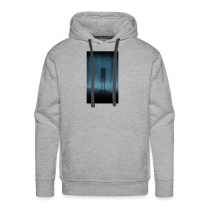 Creepy Forest Person - Men's Premium Hoodie