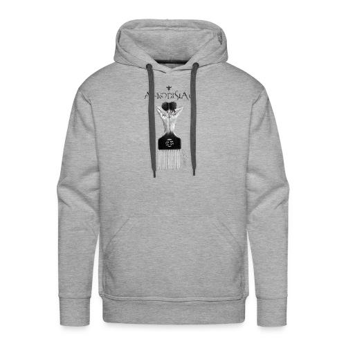 tshirtAfroArtD2 copy - Men's Premium Hoodie