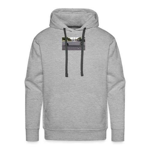Vlogging central - Men's Premium Hoodie