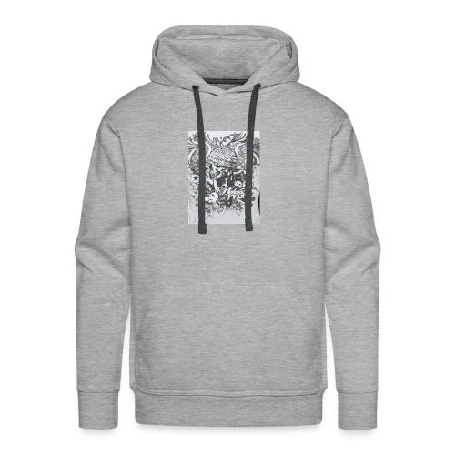 Stylish T shirt - Men's Premium Hoodie