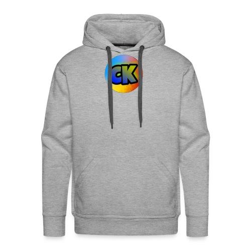 Official Cedar Klutz Logo - Men's Premium Hoodie