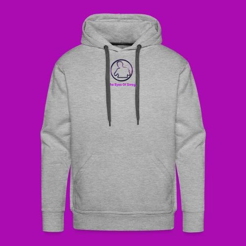 Galaxy Logo - Men's Premium Hoodie