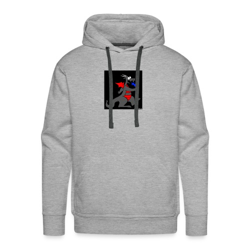Dragon Black - Men's Premium Hoodie