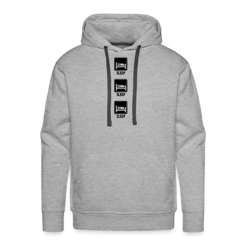 sleep sleep sleep - Men's Premium Hoodie