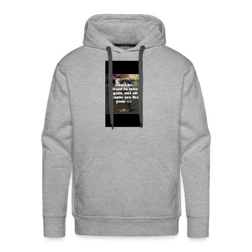 Junkie Fit - Men's Premium Hoodie