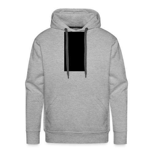 Black Rectangle - Men's Premium Hoodie