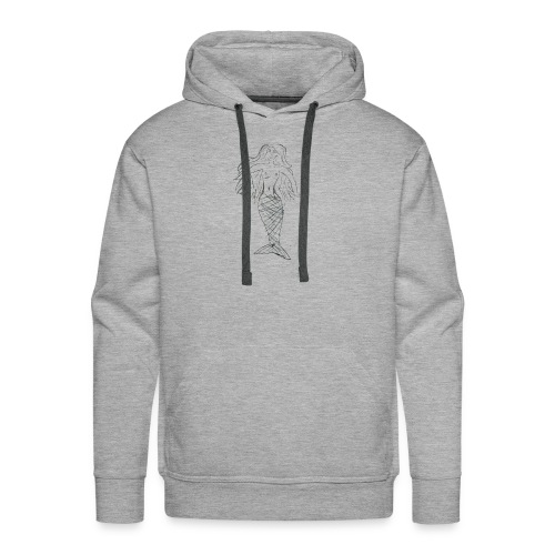 REEF MERMAID - Men's Premium Hoodie