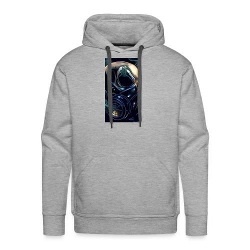 Leon1554 logo - Men's Premium Hoodie