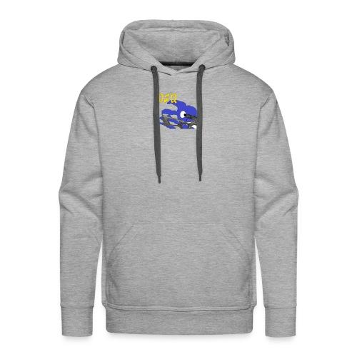 DSQ Logo - Men's Premium Hoodie