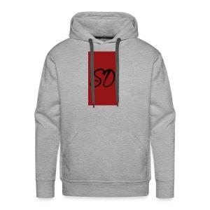 red sd - Men's Premium Hoodie