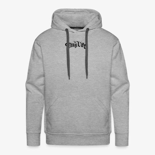 Thug Life - Men's Premium Hoodie