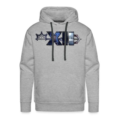 Reflex XII Aqua Norted Apparel - Men's Premium Hoodie