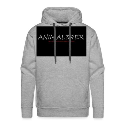 Animal39er with link - Men's Premium Hoodie