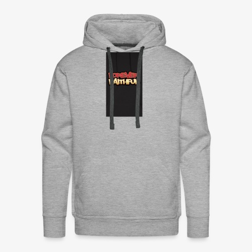 Forever faithful - Men's Premium Hoodie