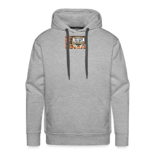 Key Lewis; Marquee - Men's Premium Hoodie