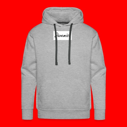 Davemist Titled Products - Men's Premium Hoodie