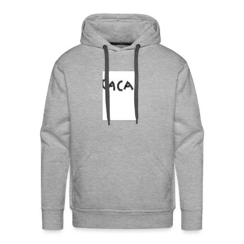 caca - Men's Premium Hoodie