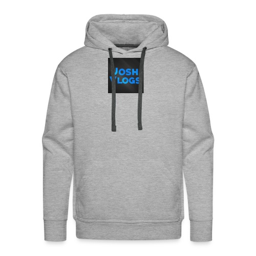 because this is my yt profile name - Men's Premium Hoodie