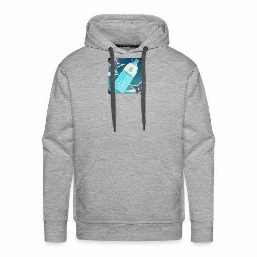 shophussin.com - Men's Premium Hoodie