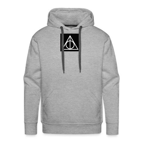 Harry Potter Deathly Hallows Mark - Men's Premium Hoodie