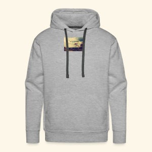 stay strong calforina - Men's Premium Hoodie