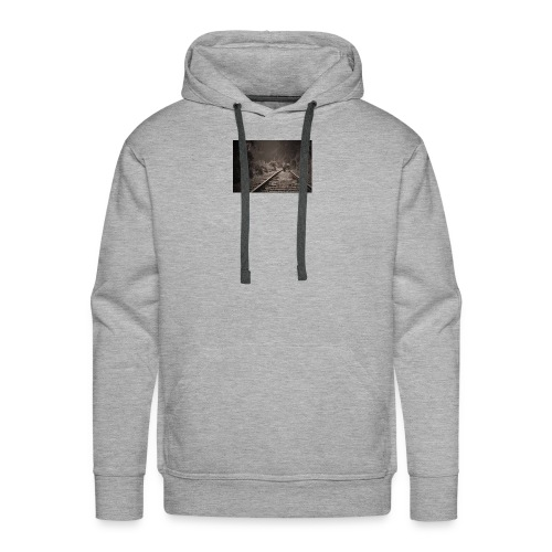 Railroad to freedom - Men's Premium Hoodie