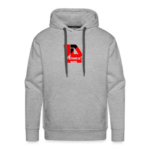 Technical Dude - Men's Premium Hoodie