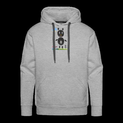 Tono bear - Men's Premium Hoodie