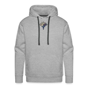 Mr.Swiss logo - Men's Premium Hoodie