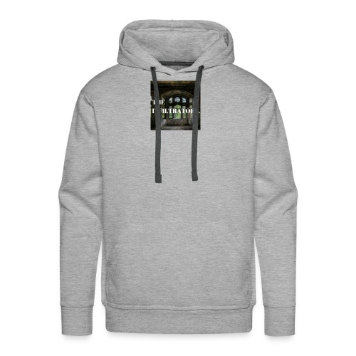 The Infiltrators Main Logo - Men's Premium Hoodie