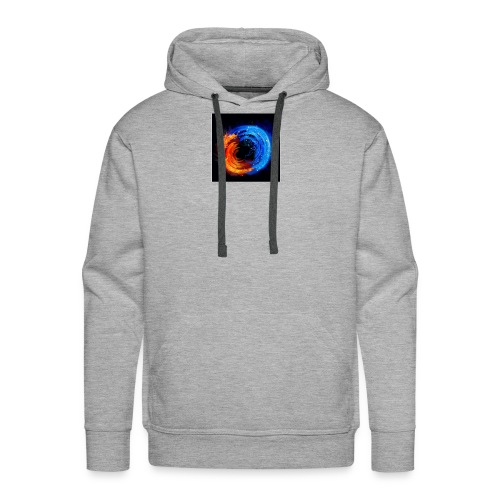 swirling fire and water 310265 - Men's Premium Hoodie