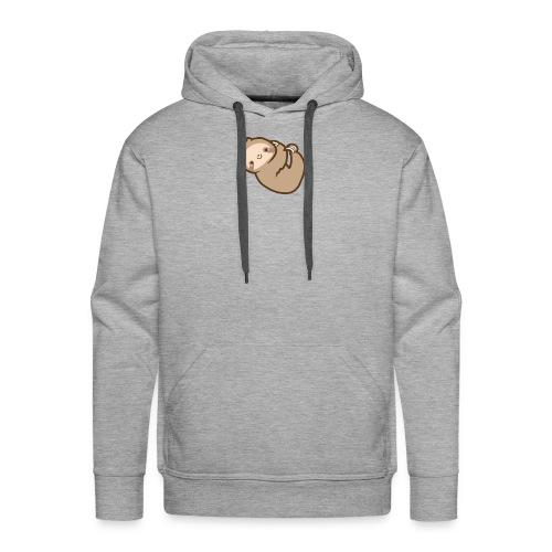 #TeamSloth4Life - Men's Premium Hoodie