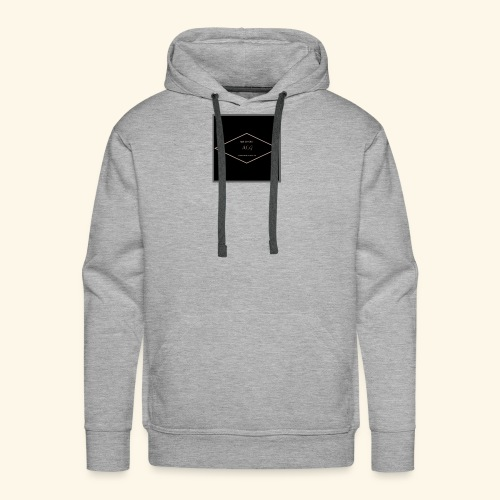 diamond themed - Men's Premium Hoodie