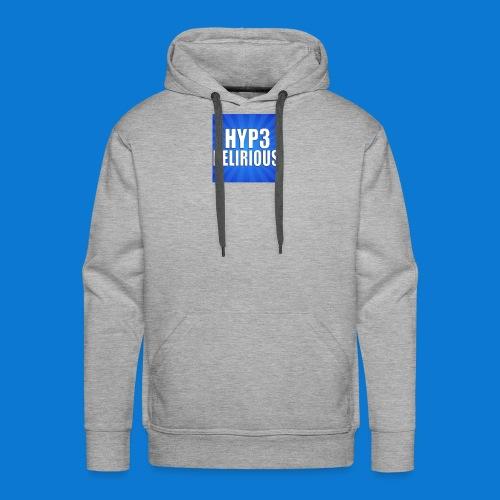 HYP3Delirious Logo - Men's Premium Hoodie