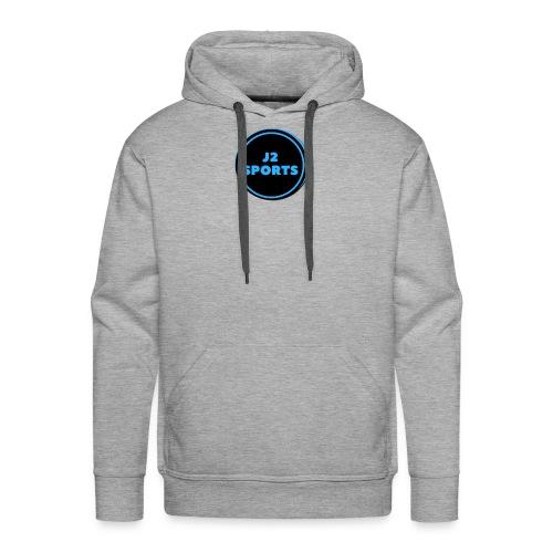 J2 Sports - Men's Premium Hoodie