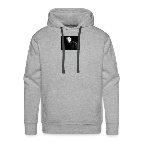 damn scary guy - Men's Premium Hoodie