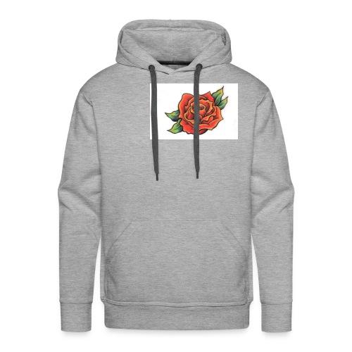 The rose - Men's Premium Hoodie