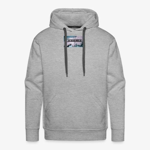wonderland case - Men's Premium Hoodie