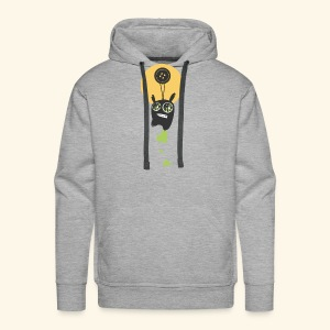 Cartoon - Men's Premium Hoodie