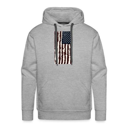 Hanging Flag - Men's Premium Hoodie